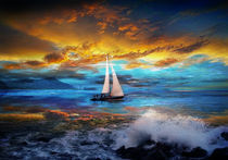 Explosion-boat