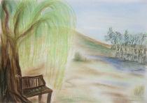 Ausruhen - rest by Patti Kafurke