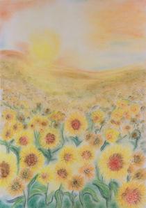 Endloser Sommer - Endless summer von Patti Kafurke