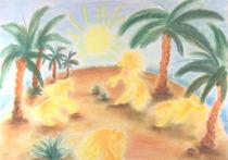 Die Sonnenpferde - The horses of the sun by Patti Kafurke