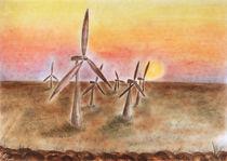 Windpark - Wind farm by Patti Kafurke