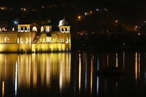 Jal Mahal, Jaipur, Rajesthan, India by Soumen Nath