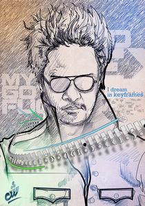 i dream in keyframes by Shuja Rehman