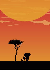 An African Fairytale by Catherine Bosman