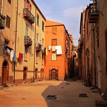 Bosa Altstadt - Sardinien von captainsilva