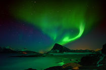 Aurora Borealis von Stein Liland