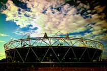 London 2012 Olympic Stadium by kofi