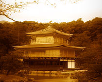 Kinkakuji (Golden Temple) by George Eyo