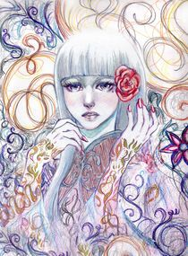 Swirling Emotions by Tannie Duong