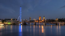 London Landmarks Old and New by tgigreeny