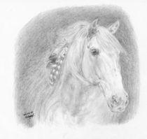 Horse von Olesya Ovsyannikova