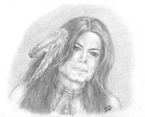 Michael Jackson by Olesya Ovsyannikova