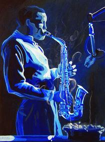 Play The Blues von Wrara Plesoiu