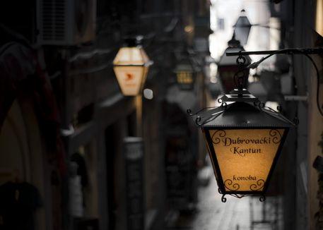 Dubrovnik-lamps