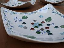 decorative plate von DEGNI Gueschem
