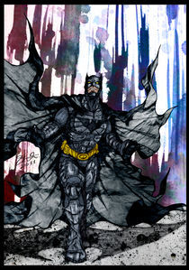 Batman-Greatest Hero Ever von Stan Yakimov