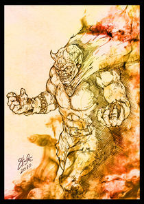 Etrigan by Stan Yakimov