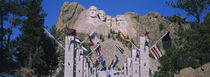 Mt Rushmore National Memorial, South Dakota, USA by Panoramic Images