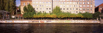 Buildings at the waterfront, Spree River, Berlin, Germany by Panoramic Images