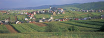 Buildings in a town, Kluszkowce, Tatra Mountains, Poland by Panoramic Images