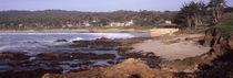 Rock formations in the sea, Carmel, Monterey County, California, USA by Panoramic Images