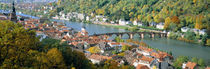 Heidelberg, Baden-Württemberg, Germany von Panoramic Images