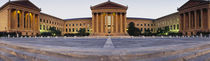 Facade of a museum, Philadelphia Museum Of Art, Philadelphia, Pennsylvania, USA by Panoramic Images