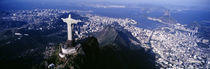 Aerial, Rio De Janeiro, Brazil by Panoramic Images