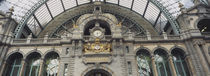 Low angle view of a building, Antwerp, Belgium by Panoramic Images