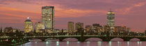 Back Bay, Boston, Massachusetts, USA by Panoramic Images