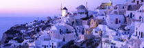 Evening, Ia, Santorini, Greece by Panoramic Images
