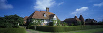 Facade of a house, Kent, England von Panoramic Images