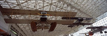 Interiors of a museum, Museum of Flight, Seattle, Washington State, USA by Panoramic Images