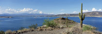 Lake Pleasant, Arizona, USA von Panoramic Images