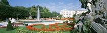 Mirabell Garden Salzburg Austria von Panoramic Images