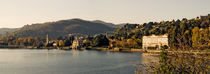 Hotel at the waterfront, Villa D'Este, Lake Como, Como, Lombardy, Italy by Panoramic Images