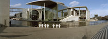Marie-Elisabeth-Luders-Haus, Berlin, Germany by Panoramic Images