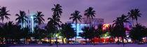 South Beach, Miami Beach, Florida, USA, by Panoramic Images