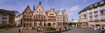 Roemer Square, Frankfurt, Germany by Panoramic Images
