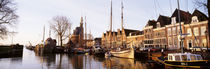 Hoorn, Holland, Netherlands by Panoramic Images