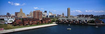 Buffalo NY,USA von Panoramic Images