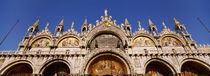 Saint Marks Basilica, Venice, Italy by Panoramic Images