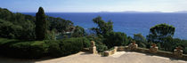 Observation Point At The Sea Shore, Provence, France von Panoramic Images