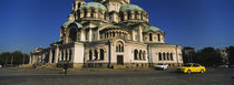 St. Alexander Nevski Cathedral, Sofia, Bulgaria by Panoramic Images