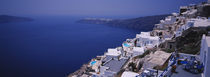 Caldera to left, Santorini, Greece von Panoramic Images