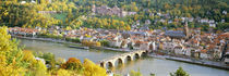 Heidelberg, Baden-Wurttemberg, Germany by Panoramic Images