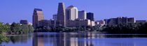 Austin TX USA by Panoramic Images
