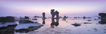 Rocks On The Beach, Faro, Gotland, Sweden by Panoramic Images