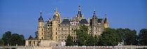 Schwerin, Mecklenburg-Vorpommern, Germany von Panoramic Images