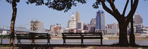 Cincinnati OH by Panoramic Images